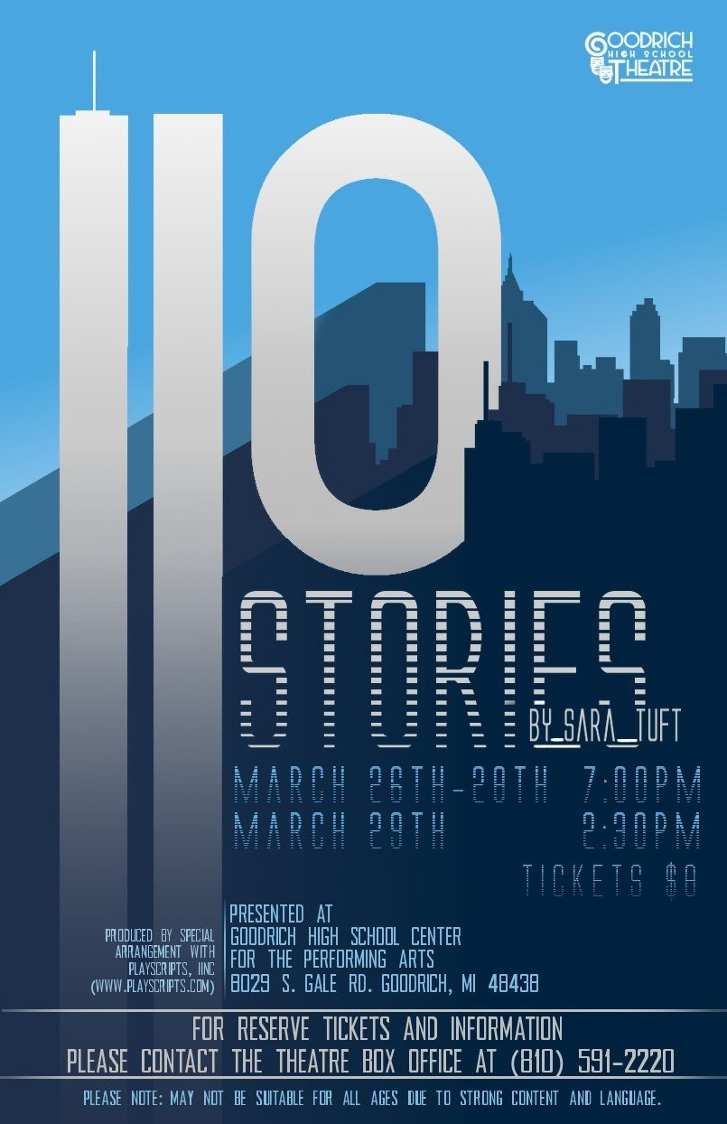 110 STORIES program cover