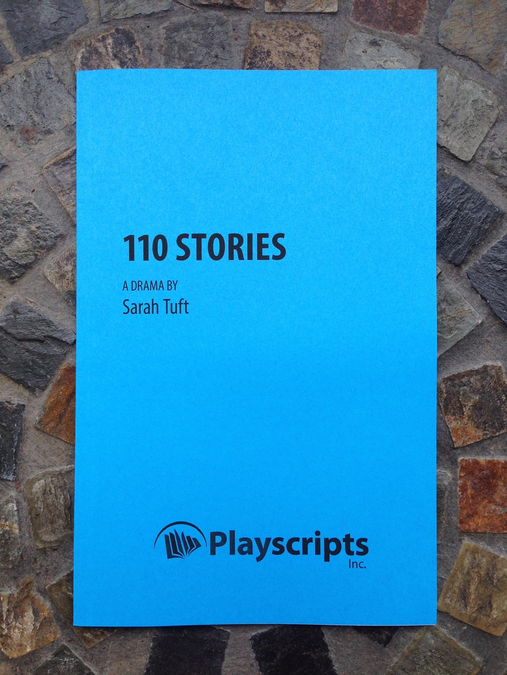 110 STORIES by Sarah Tuft book