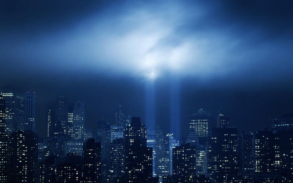WTC Light Memorial