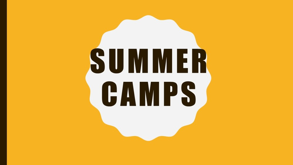 Summer Camps Information and Enrollment