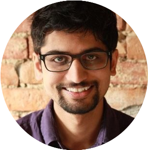 Ankur Asthana, co-founder Article 25