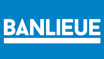 BANLIEUE Welcome to Banlieue, a place beyond borders. A musical journey. No frames. No boundaries. Concrete poetry! Banlieue is the collaboration between These Guys and 8Bahn.