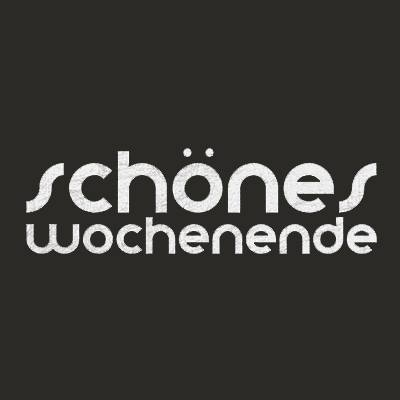SCHÖNES WOCHENENDE  Een goedkope treinreis voor jongeren door Duitsland, toch? Klopt! Maar ook een techno concept ontstaan in Nijmegen. Tijdens een avond Schönes Wochenende ga je wel degelijk op reis, maar niet met de trein. Je blijft fysiek gezien op dezelfde locatie. De organisatie achter Schönes Wochenende heeft hierdoor de nodige ervaring opgedaan en uit liefde voor de muziek de krachten gebundeld met het Schönes Wochenende concept als resultaat.