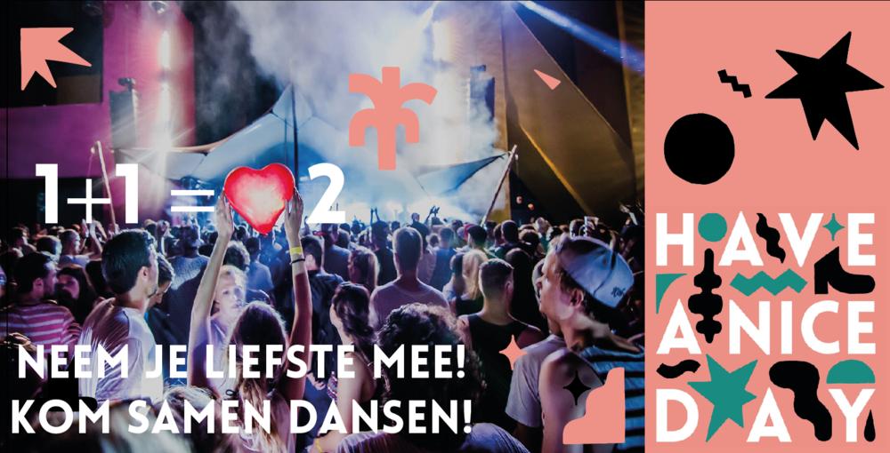 Have A Nice Day Festival 2017 Zaterdag 1 Juli 2017