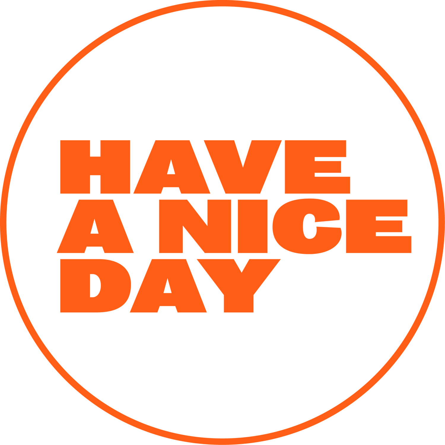 Have A Nice Day Festival 2019