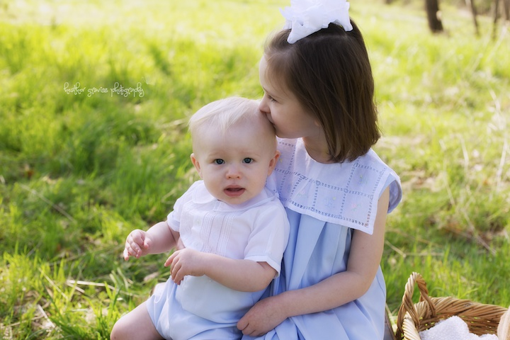 sweet sister and brother