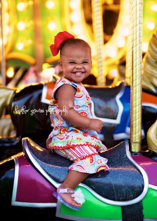carousel smiles