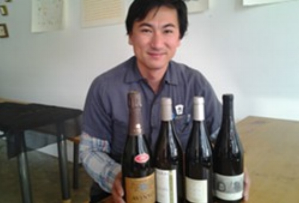Trac Le,Level 3 Court Master Sommelier Certified