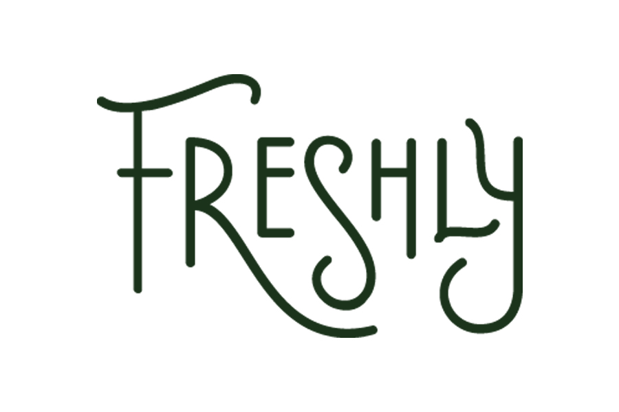 Freshly - Freshly delivers healthy, chef-prepared meals to your doorstep on a weekly subscription basis.