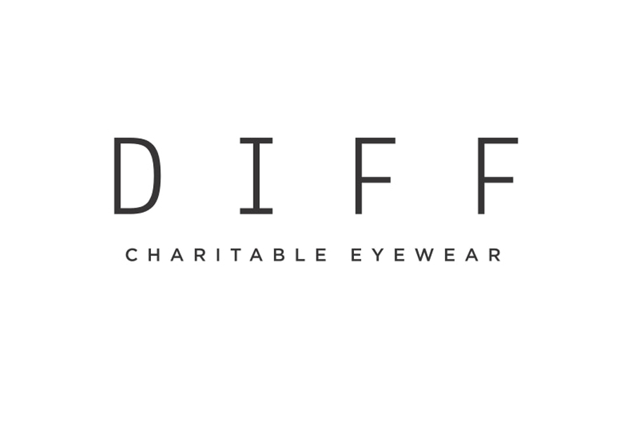 "DIFF Eyewear - DIFF Eyewear offers designer-quality eyewear with a ""Buy One, Give One"" charitable business model. View Program Details"