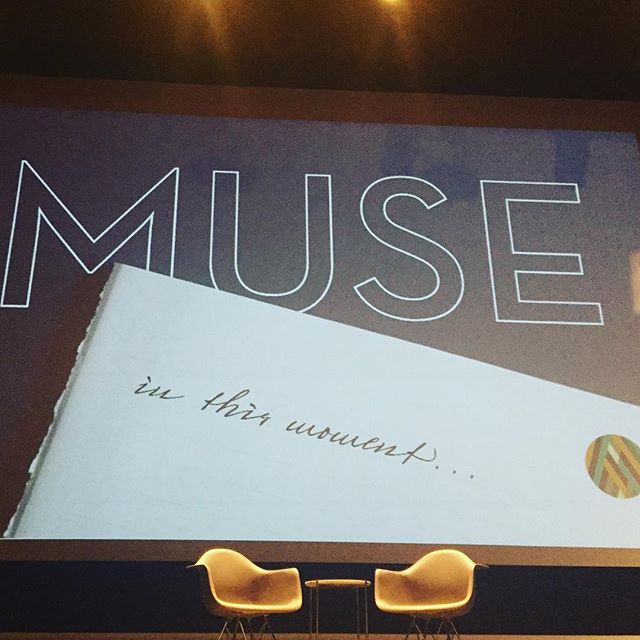 Once again, @theworldmuse delivered an amazing and inspiration-packed weekend at #museconf2018. Thank you @amandastuermer @cynthialaroche1 @tracytreu for another meaningful event and for inviting me to participate. Tears and all ... #inthismoment  #timesup #metoo  #neveragain