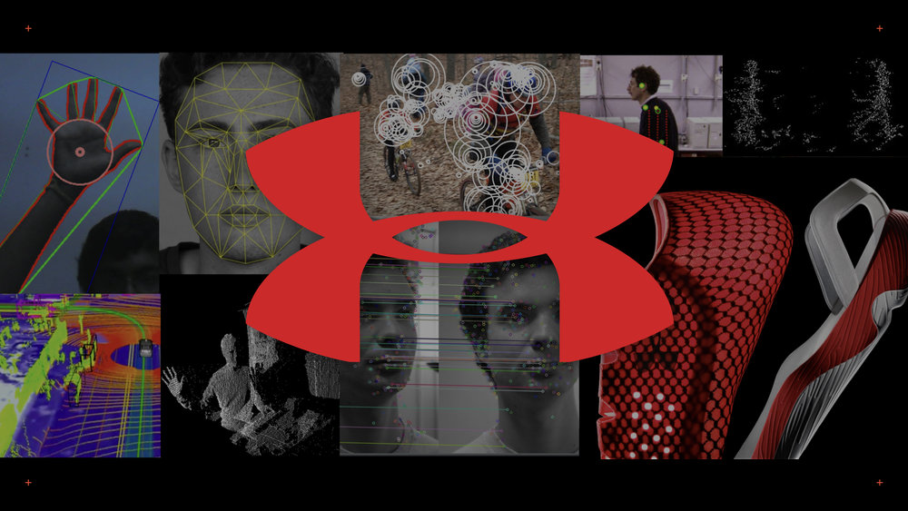 UNDER ARMOUR R&D - Research & Development at Under Armour as a member of the Future Team