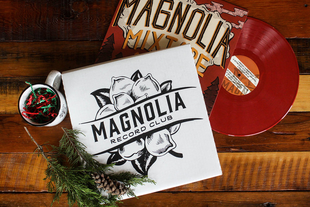Magnolia Record Club