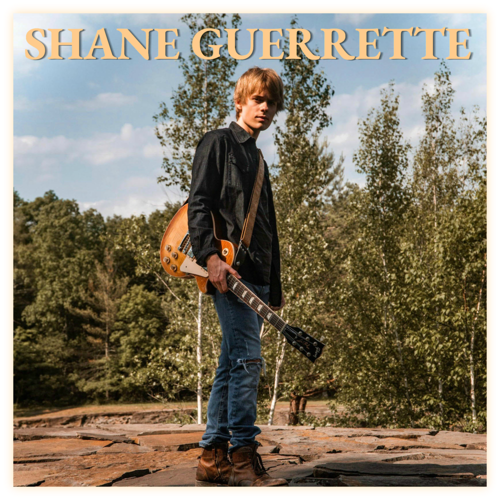 SHANE GUERRETTE THE EP  - OUT SEPTEMBER 7th