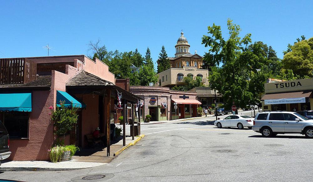 Learn more about beautiful Auburn: https://en.wikipedia.org/wiki/Auburn,_California