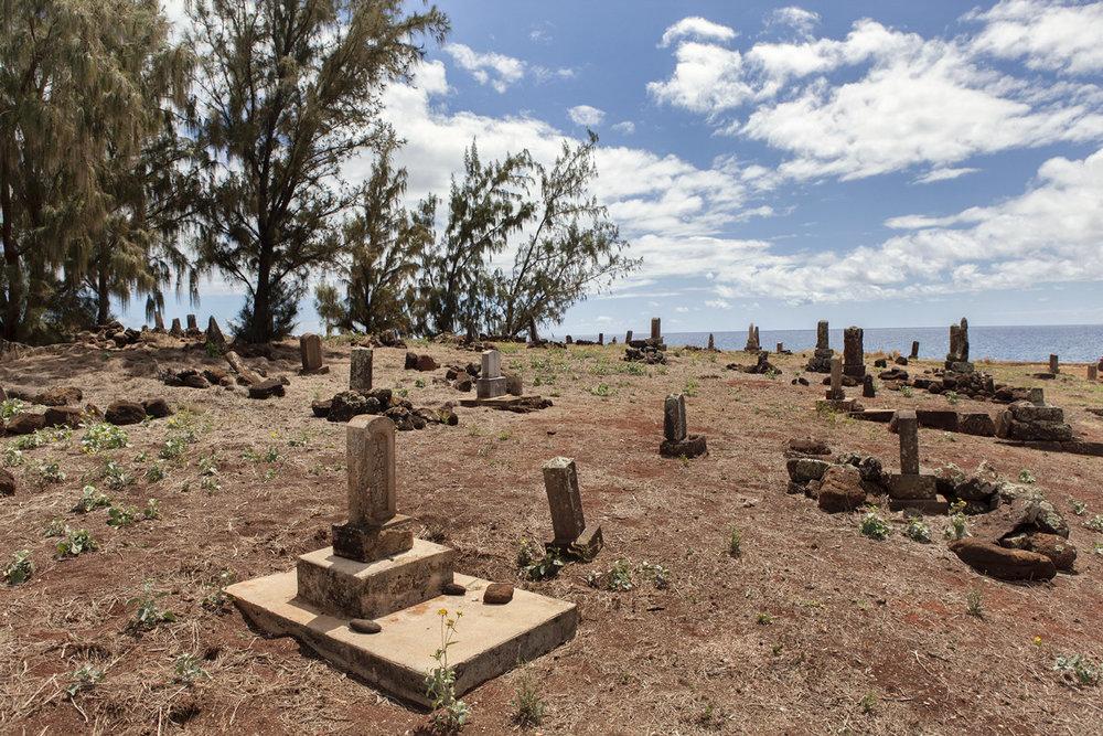 McBryde Sugar Plantation Cemetery.