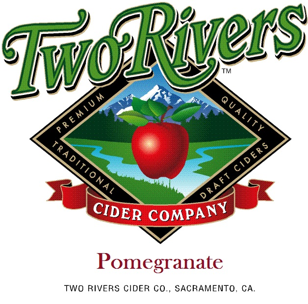 TwoRivers Pomegranate Cider