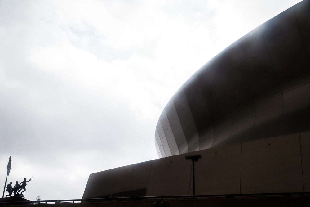 New Orleans's Superdome stadium