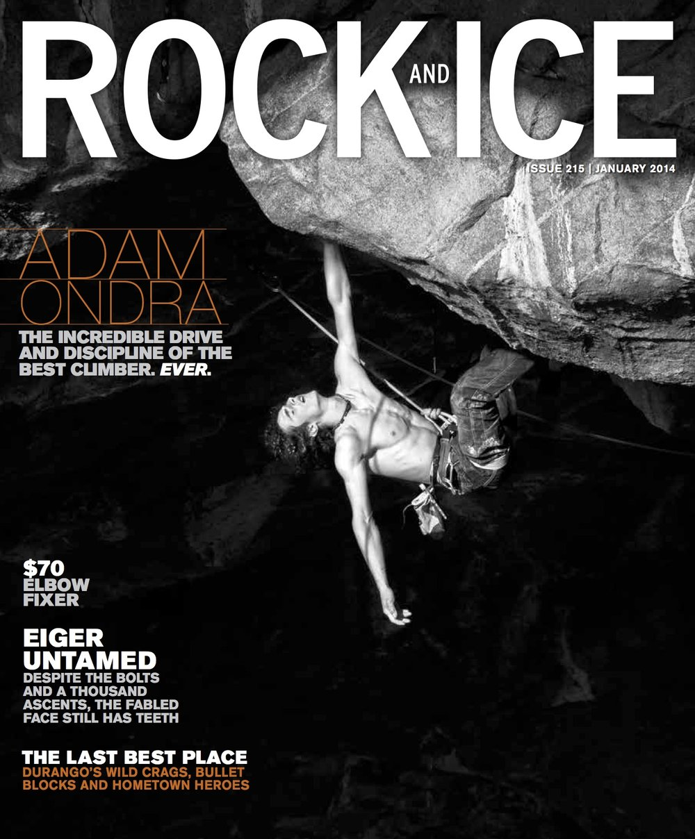 Rock and Ice Magazine -