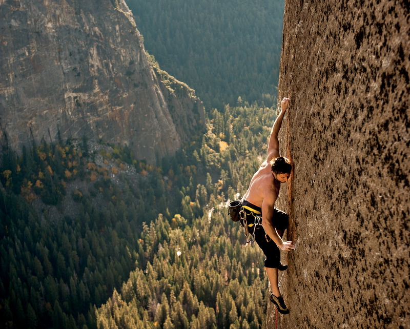 The life of Tommy Caldwell
