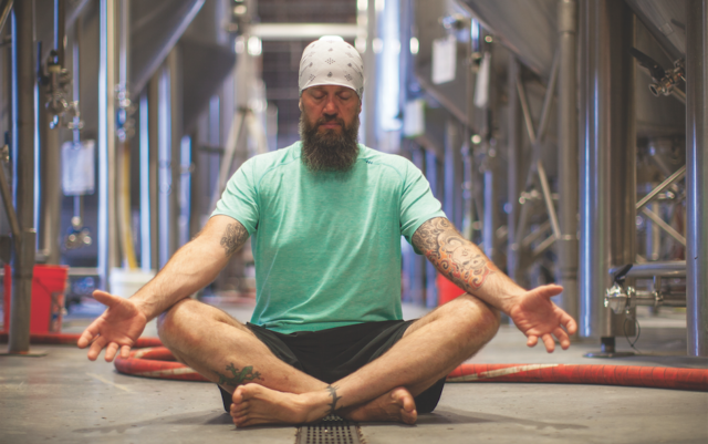 The outlaw: mark stefanowski - An alternative yoga space is here for those looking to practice outside the box