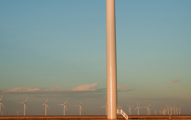 Betting the (wind) farm - Xcel breaks ground on a billion-dollar wind farm in Eastern Colorado