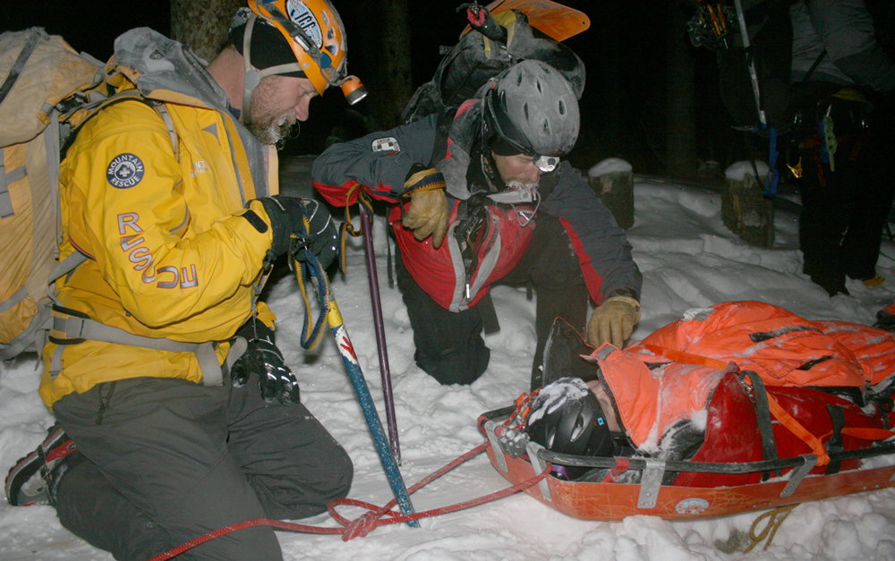 From rescue to recovery - Search and rescue teams need saving too
