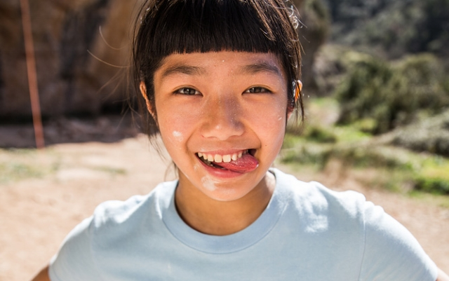 Ashima tops second v15 - Yesterday Ashima Shiraishi topped her second V15, Sleepy Rave. The problem is a link-up that runs along the inside of Hollow Mountain Cave in the Grampians, Australia