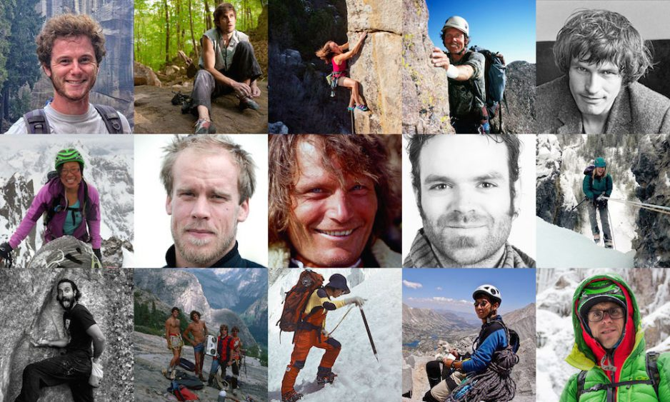 Climbers we lost -