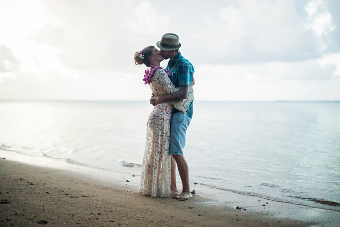 Kauai Destination Wedding Photography | Lilouette