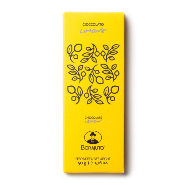 limone chocolate bar  $9