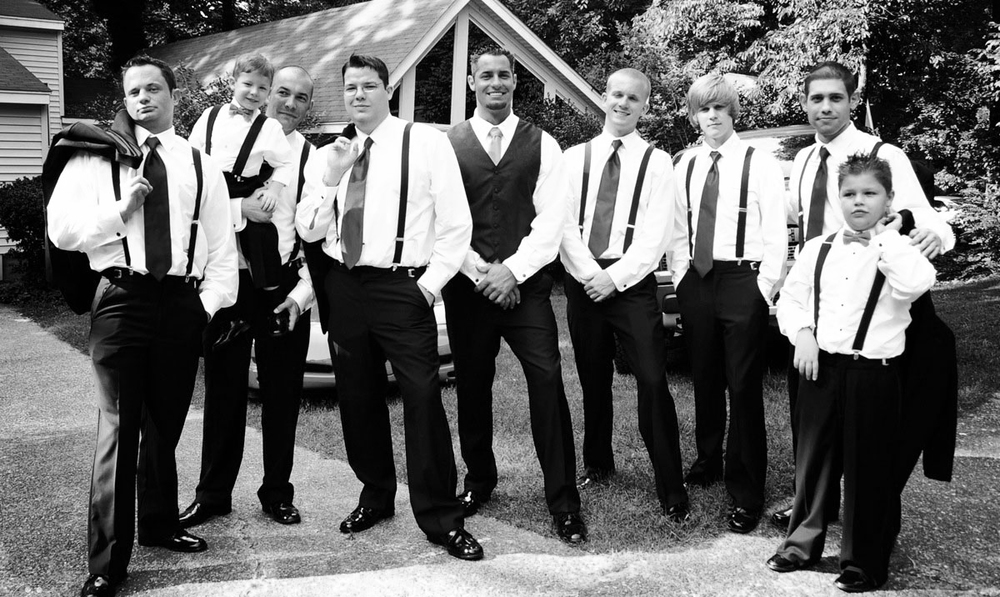 Groomsmen Wedding Package Haircuts and Trims
