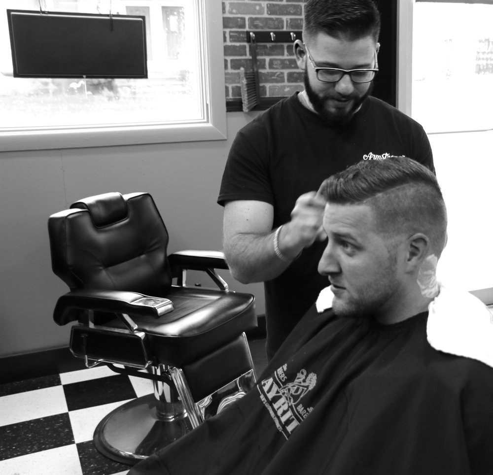 Armstrong's Barbershop West Seneca NY