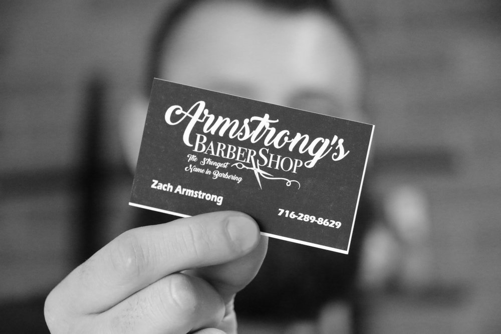 armstrongs barbershop