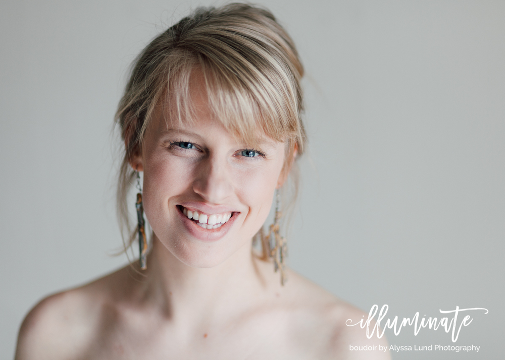 Elegant Minneapolis Boudoir Photography