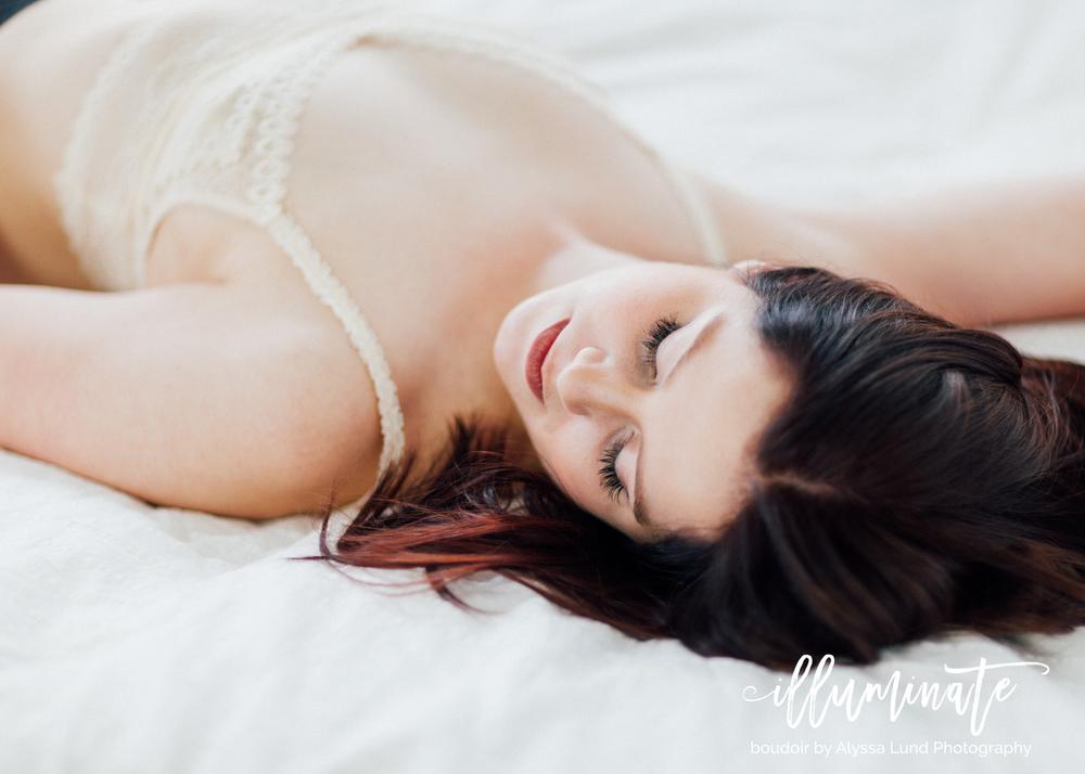 Romantic Minneapolis Boudoir Photography