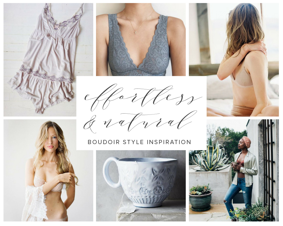 Click here to see my  Effortless & Natural inspiration  pinterest board