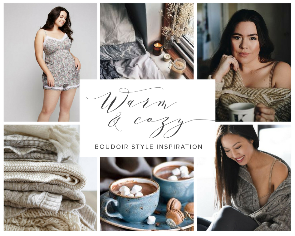 Click here to see my Warm & Cozy inspiration pinterest board