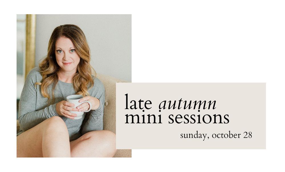 late autumn mini sessions by Illuminate Boudoir.jpg