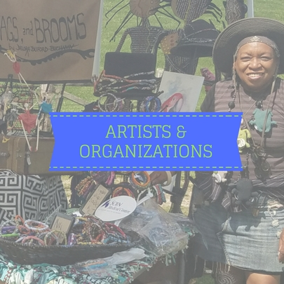 ARTISTS & ORGANIZATIONS