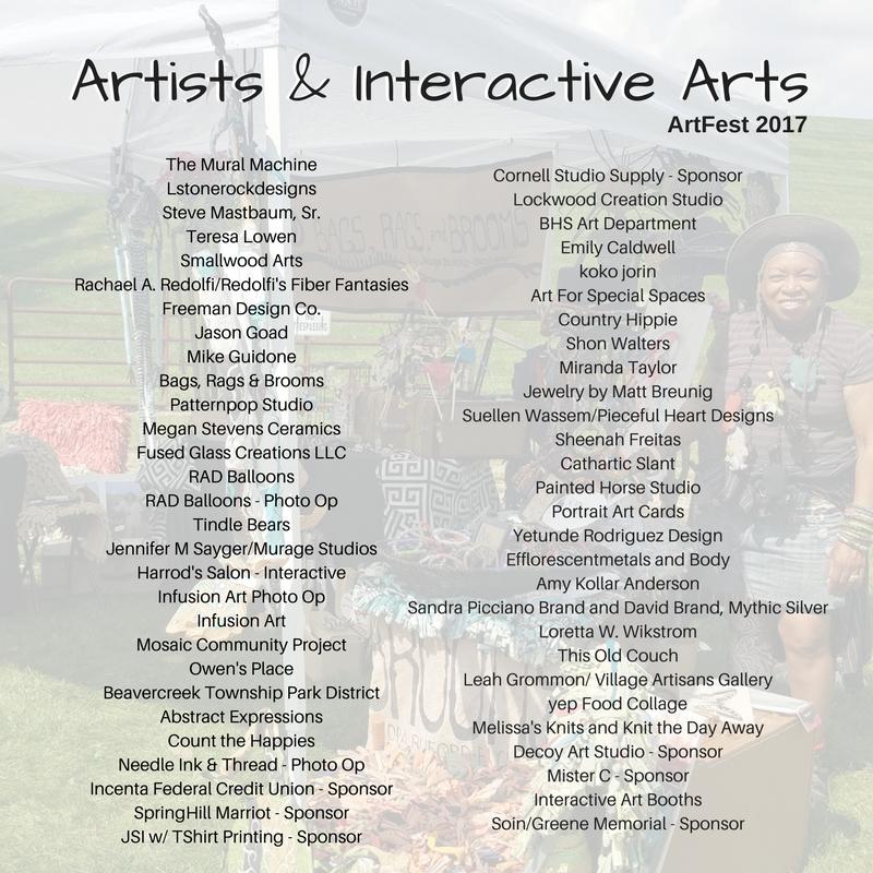 The Mural MachineLstonerockdesignsSteve Mastbaum, Sr.Teresa LowenSmallwood ArtsRachael A. Redolfi%2FRedolfi's Fiber FantasiesFreeman Design Co.Jason GoadMike GuidoneBags, Rags & BroomsPatternpop StudioMeg (1).jpg