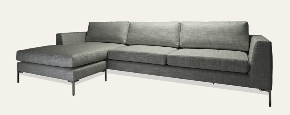 Contemporary clean lines | Sebastian by Lounge Design