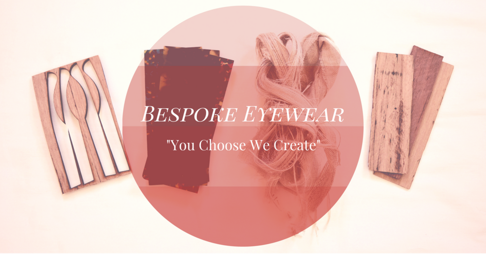 Create Your Own Eyewear