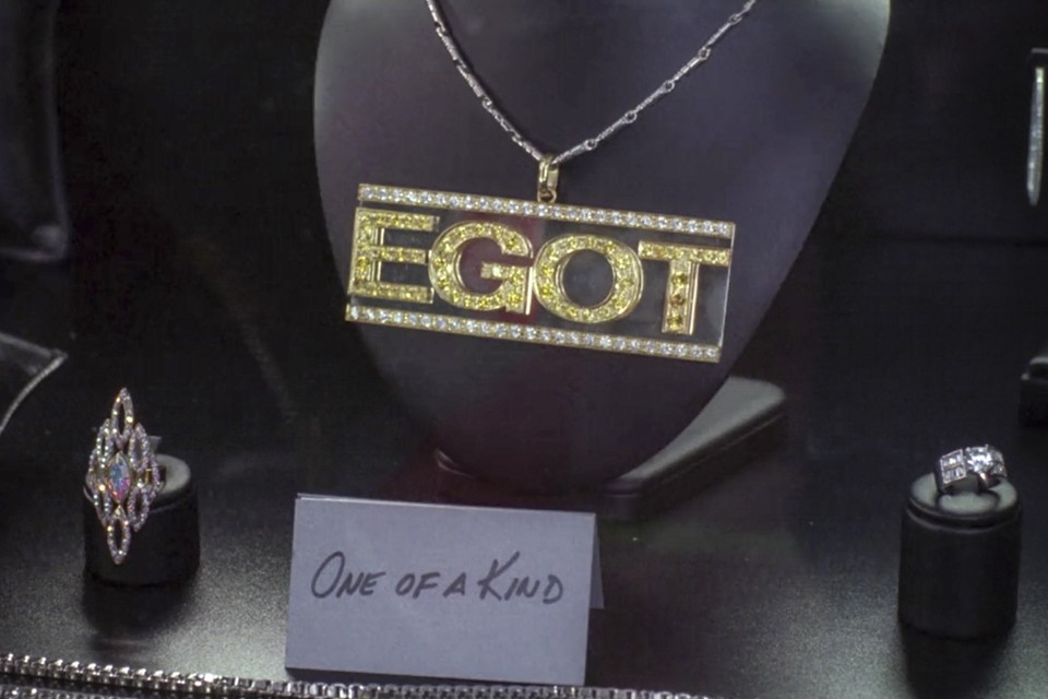 EGOT! (screenshot: Netflix)