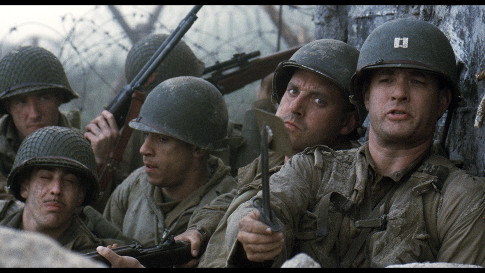 'Saving Private Ryan' is a war movie we like a lot. (Screenshot courtesy DreamWorks)