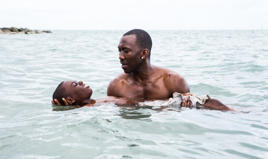 "Mahershala Ali in ""Moonlight."""
