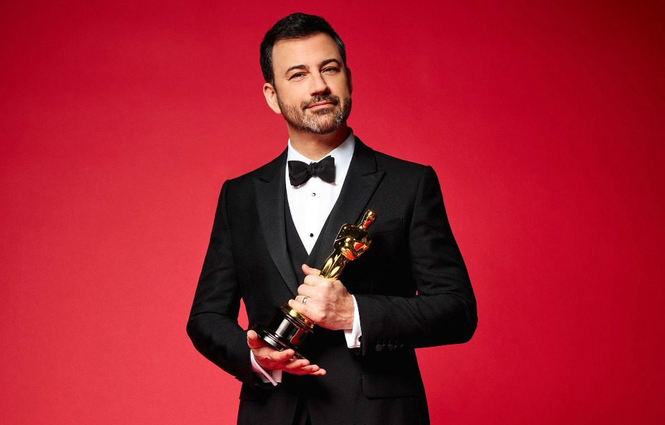 Jimmy Kimmel hosts the 89th Academy Awards on Sunday, February 26th. Image courtesy Jeff Lipsky/ABC Inc.