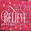 "L2: Believe (14"" x 14"")"