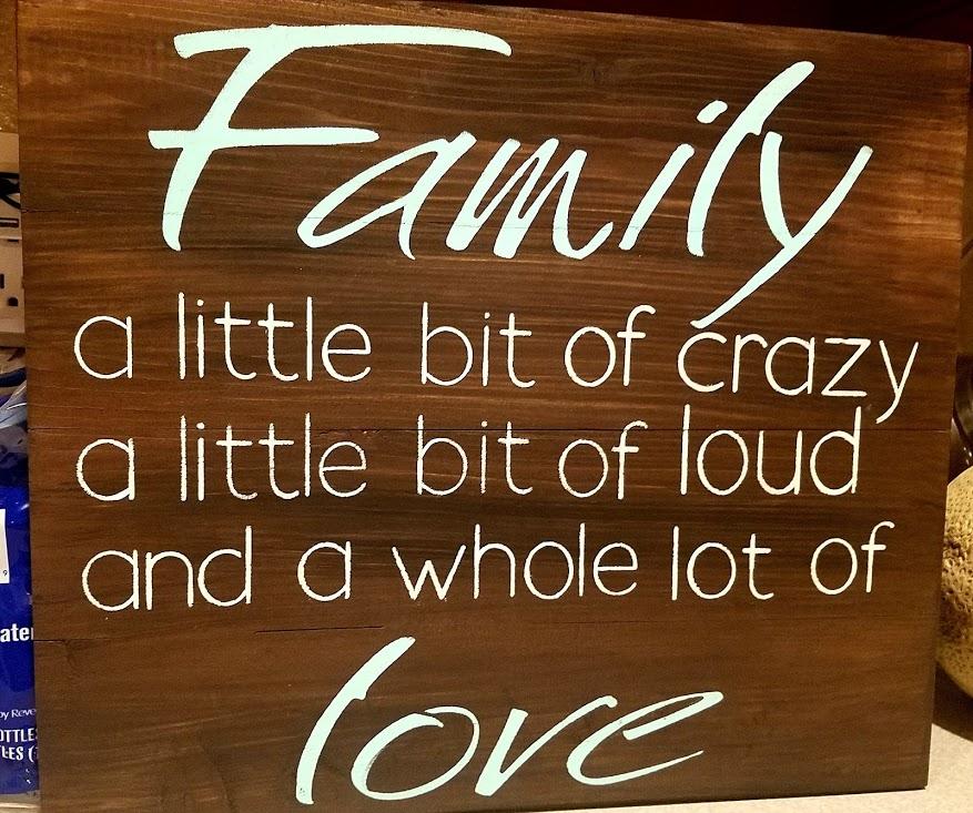 "X24: Family (14"" x 14"")"