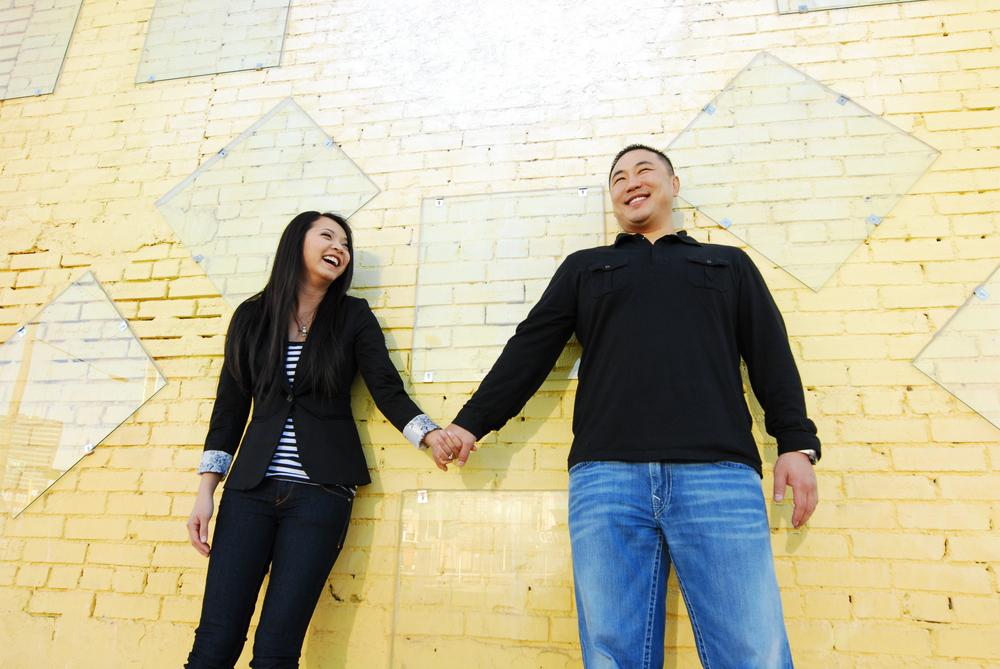 Engagement Photography Deep Ellum